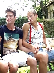 SUMMER BREAK 3: With Helmut Huxcley, Jean-Luc Bisset and Jerome Exupery, Added: 2017-07-01 by BelAmi Online