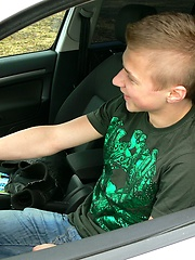 Handsome gay twink  boy CARpe diem, Added: 2011-09-19 by AlexBoys