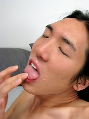 China Boy Covered in American Cum, Added: 2012-03-14 by BoyKakke