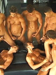 Peters Twins Orgy Part 2, Added: 2012-04-16 by Bel Ami Online