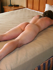 T.A. on a bed, Added: 2012-05-31 by Nextdoor Male