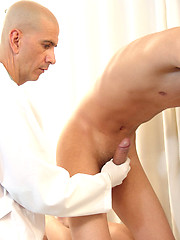 Hot latin twink mediacal exam at Twink Academy, Added: 2012-09-10 by Twink Academy