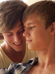 Sasha's First Boy On Boy ActionWith Kevin Warhol, Added: 2013-02-01 by Bel Ami Online