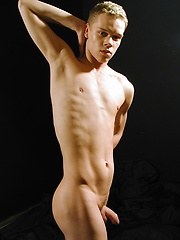 Skinny dancer Mason shows off his flexibility while naked., Added: 2014-05-01 by BF Collection