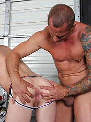 Kyle Savage & Chase Young, Added: 2015-04-15 by Hot Dads Hot Lads