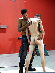 Mikeal & Chad Play Together Pt.2, Added: 2015-12-19 by Bad Boy Bondage