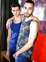Alec Loob & Rafa Marco, Added: 2016-10-11 by Butch Dixon