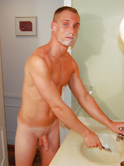 Blond Hair Blue Eye Stud, Added: 2017-02-24 by College Dudes